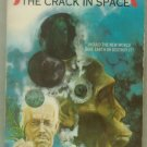 The Crack in Space, Philip K. Dick - Science Fiction, Ace 2nd edition #12126, 1974 Paperback