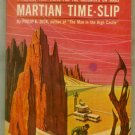 Martian Time-Slip, Philip K. Dick - Sci Fi, First Ed - Ballantine Paperback Orig #U2191, 1964