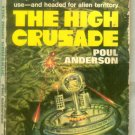 The High Crusade, Poul Anderson - Science Fiction, Macfadden-Bartell #60-349, 1968 Paperback
