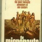 The Micronauts, Gordon Williams - Sci Fi First Edition Bantam #11139-6 1977 PB, cover- Boris Vallejo