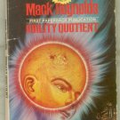 Ability Quotient, Mack Reynolds - Science Fiction, Ace #00265 1975 Paperback