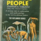 The Animal People, Coblentz, Var. The Crimson Capsule -Outlander Series Science Fiction Unibook 1967