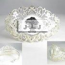 tree of life bride groom Wedding initials monogram bridal Bridesmaids Anniversary birthday bracelet
