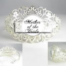 Mother of bride Wedding engagement bridal party Bridesmaids Anniversary birthday wife gift bracelet
