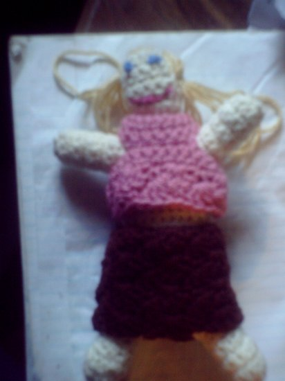 Baby Yarn Doll