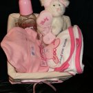 newborn girl basket