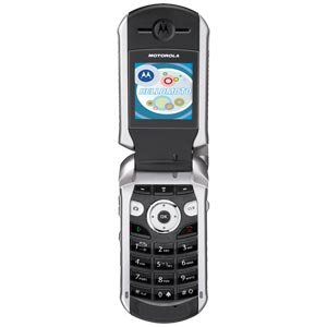 Motorola v265 Cell Phone with Activation