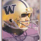 Rich Camarillo - Washington Huskies 1992 Card