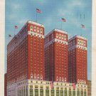 New Palmer House postcard 1935 Chicago