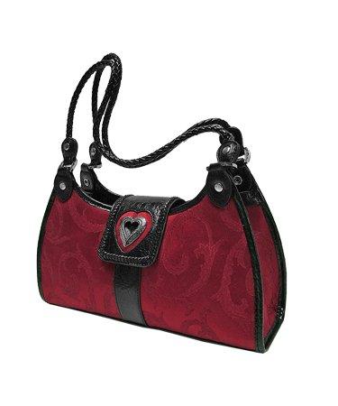 Genuine Leather Handbag- Brighton inspired