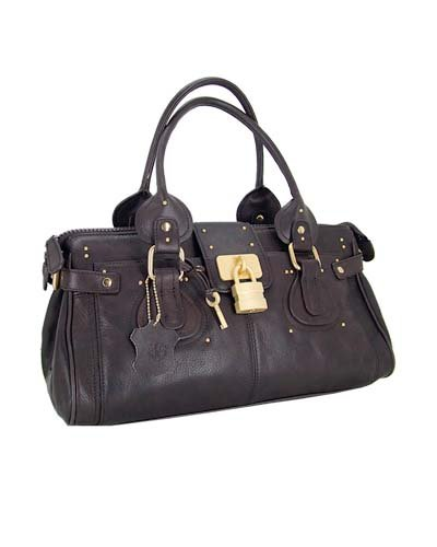 Chloe Paddington inspired- Cali Genuine Italian Leather Handbag