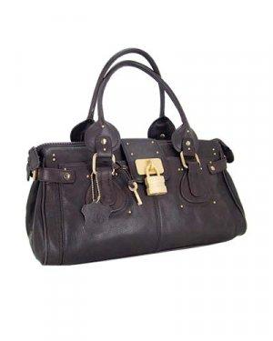 Chloe Paddington inspired- Cali Genuine Italian Leather Handbag