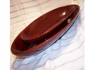 Vietz Arte' Redwood Fruit Platter Set of 2