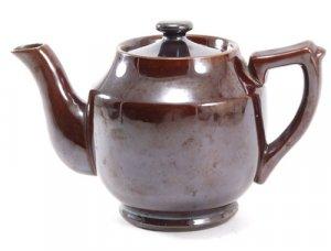 Occupied Japan Pottery Teapot Tea Pot Ceramic