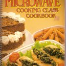 Microwave Cooking Class Cookbook by Consumer Guide 1983