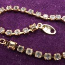 Tennis Bracelet Crystal by Avon from the 1990s