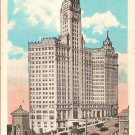 Wrigley Building Chicago IL Postcard