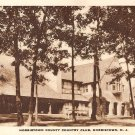 Morristown County Country Club NJ Postcard