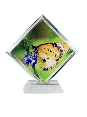 Diamond Shape - 110mm x 110mm x 10mm