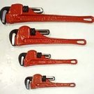 4 Pcs Pipe Wrench Set (dsp)