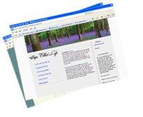 Custom Website Design 5 pg Package