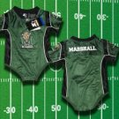 WE ARE MARSHALL Toddler Football Jersey 12 months, 18 months, or 24 months Randy MOSS