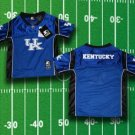 KENTUCKY WILDCATS TODDLER BABY FOOTBALL JERSEY 2T 3T 4T