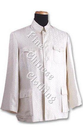 Men's Nostalgic Zhongshan Zhuang Style Jacket