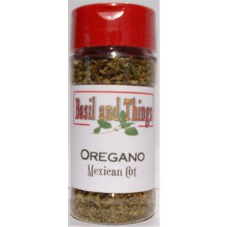 Mexican Cut Oregano