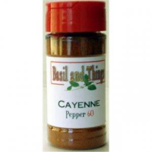 Cayenne Pepper #60