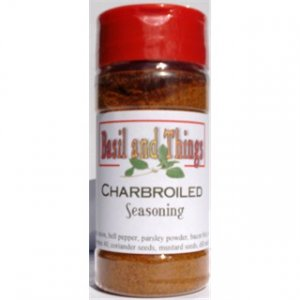 Charbroiled Seasoning