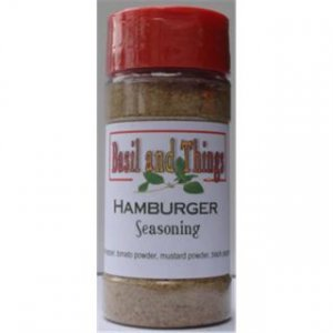 Hambuger Seasoning