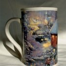 Thomas Kinkade Collectable Coffee Cup