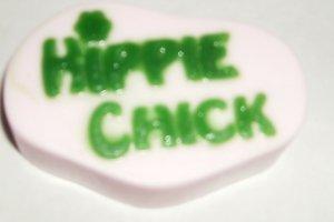 6 oz Hippie Chick Homemade Soap Fall Foliage Scent