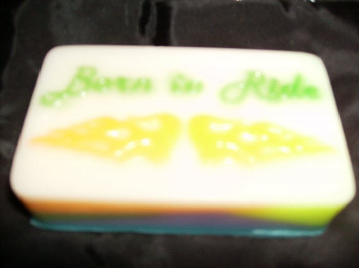 Born to Ride Design Indian Summer Scented Goat's Milk Bar Soap
