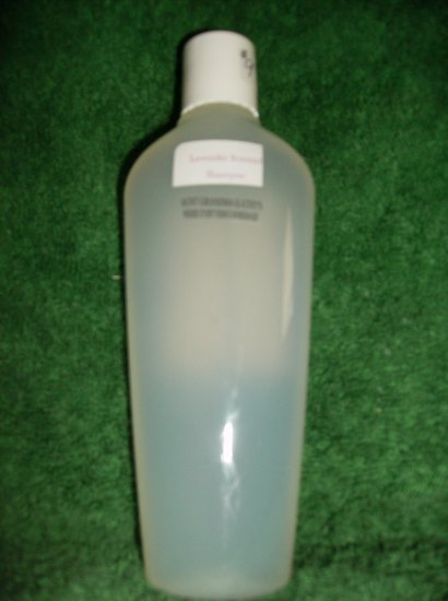 Lavender Scented Homemade Shampoo 8oz