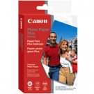 "Canon Glossy Photo Paper Plus, 4"" x 6"", 50 Count"