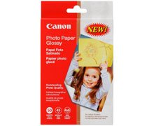 "Canon Glossy Photo Paper, 4"" x 6"", 50 Count"