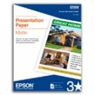 "Epson Photo Quality Presentation Paper - 8.5"" x 14"" (Legal size)"
