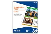 "Epson Photo Quality Inkjet Paper - 13"" x 19"" 100 Count"