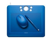 Wacom Bamboo Fun Medium Blue 5x9 tablet