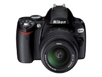 Nikon D40x SLR Digital Camera Kit W/ 18-55mm Lens