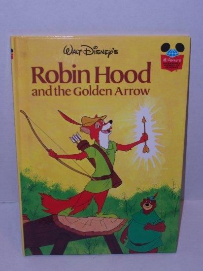 Walt Disney's Robin hood and the Golden Arrow