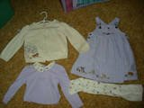 Gymboree Autumn Highlands set 3T