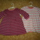Gymboree Play dresses 3T
