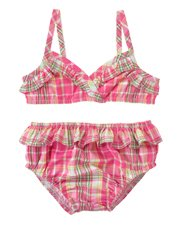 Janie and Jack Summer Classics Bathing Suit 3T