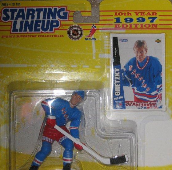 1997 Wayne Gretzky Starting Line up