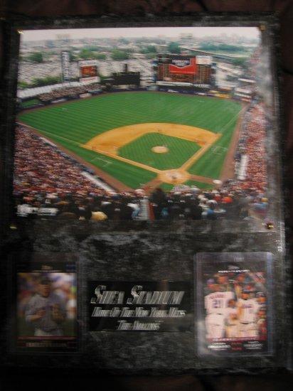 Shea Stadium Plaque
