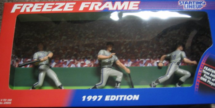 1997 Dante Bichette Starting Lineup Freeze Frame