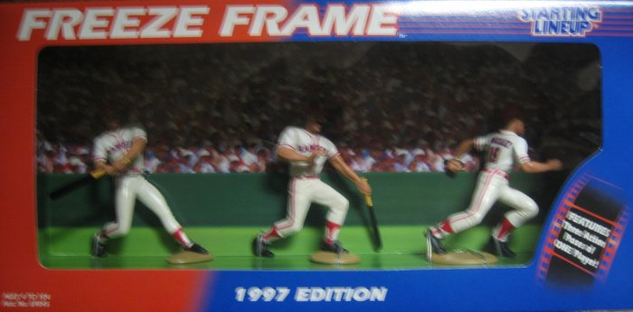 1997 Juan Gonzalez Starting Lineup Freeze Frame